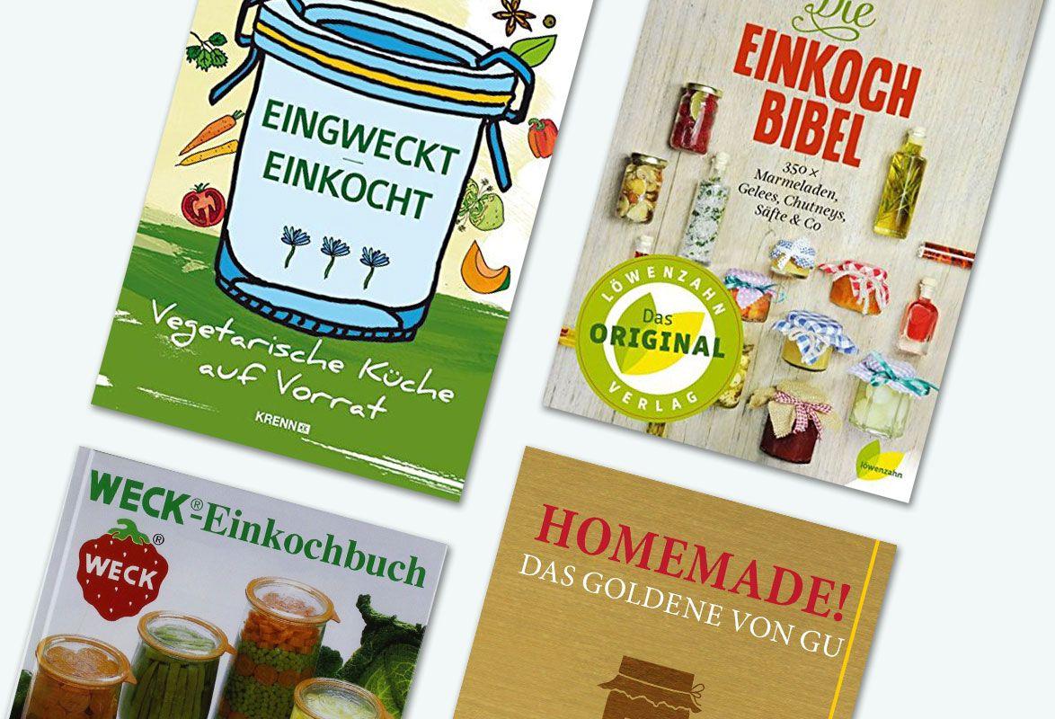 Bücher zum Thema Einkochen