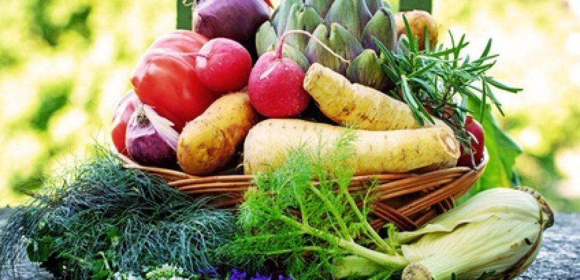 Gemüse einkochen